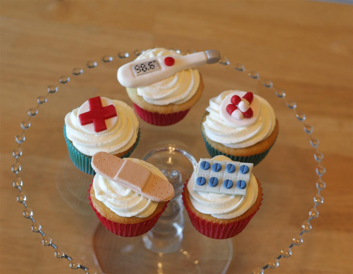 Cake Doctor Cupcakes