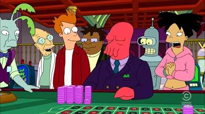 Futurama - Capitulo 11 - Temporada 7 - Español Latino - Viva Marte Vegas