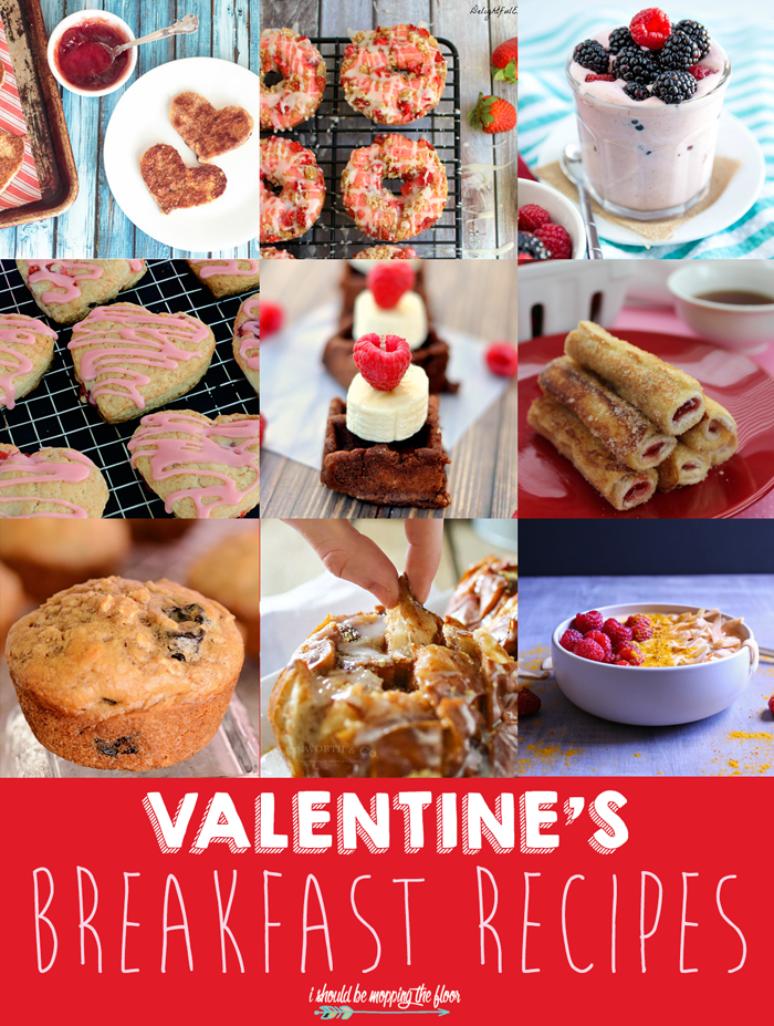 valentines breakfast recipes from doughnuts to scones there is something delicious to - Valentines Breakfast Recipes