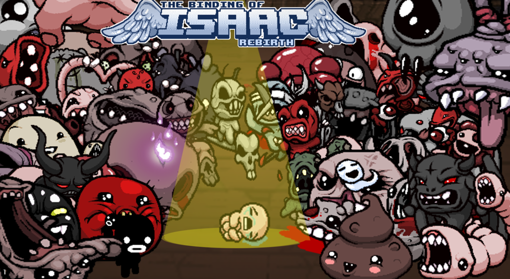 The binding of isaac rebirth gamezell