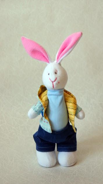 заяц, игрушки ручной работы,  заяц текстильный, заяц игрушка, заяц из флиса