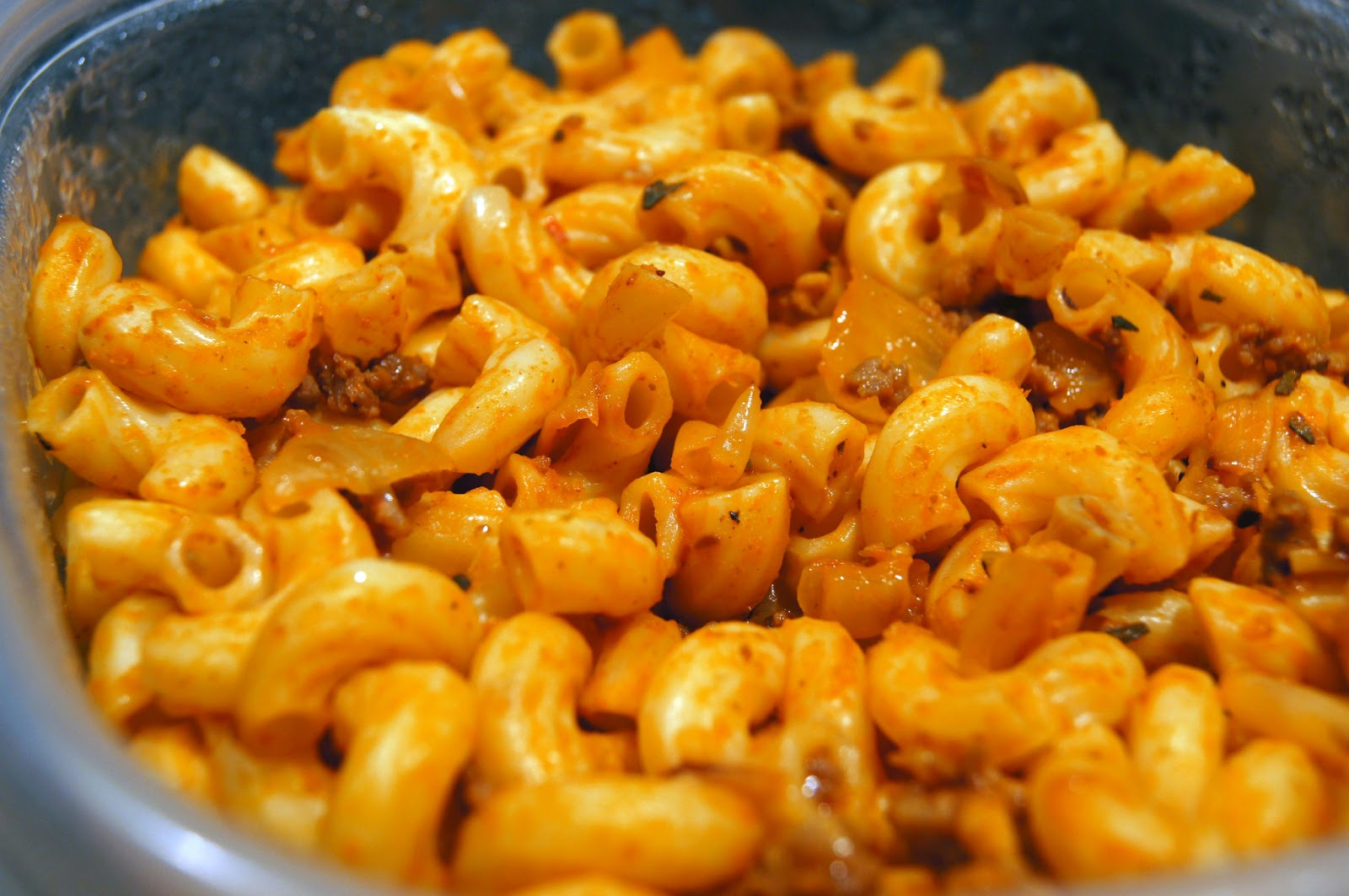 Sew The Line: Off Topic Tuesday! - Maltese Macaroni Recipe