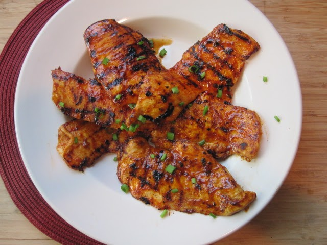 Stirring the pot jamie oliver 39 s barbecue chicken - Barbecue jamie oliver ...
