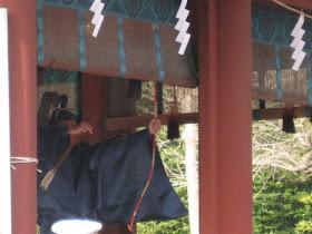 鶴岡八幡宮鳴弦の儀