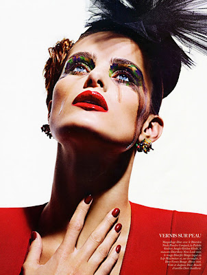 Isabeli Fontana by Mario Sorrenti for Vogue Paris-2