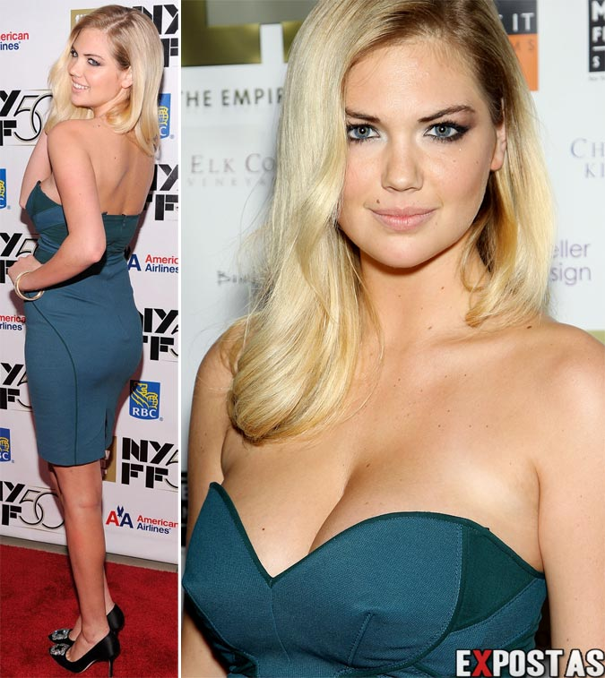 Kate Upton: 'No' Première durante o 50th New York Film Festival - 12 de Outubro de 2012