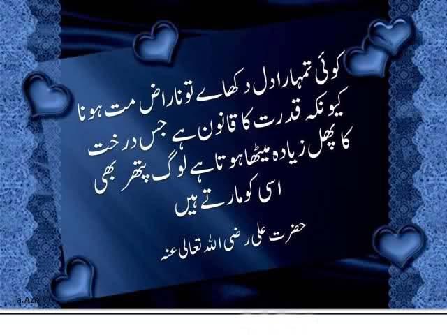 Hazrat ali r a latest urdu poetry