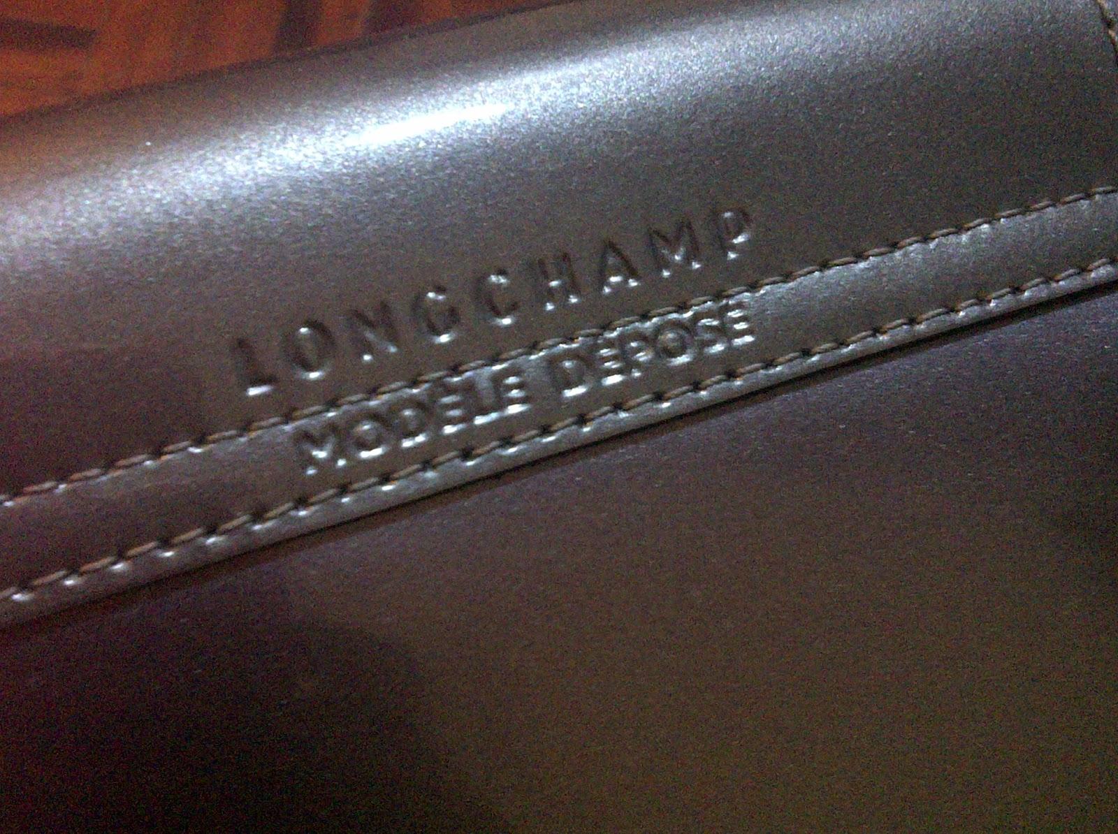 Longchamp Victoire Fake