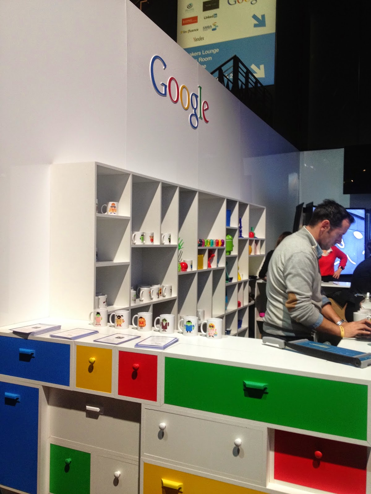 Google at LeWeb'14 Paris