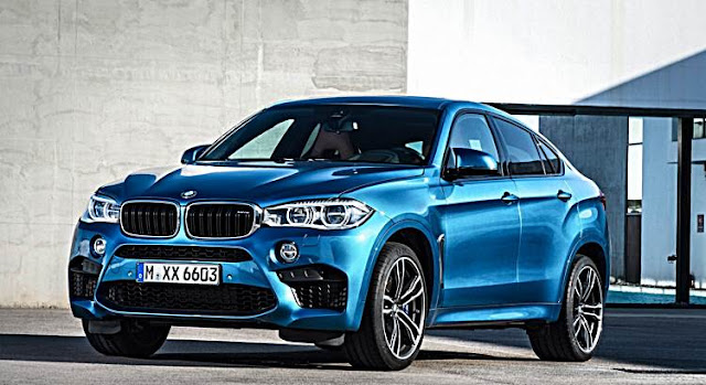 2016 BMW X6 M Review