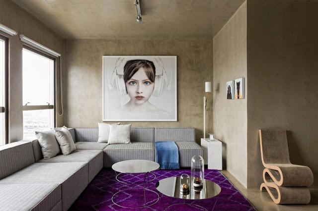 Modern Loft Interior Design