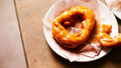 Tunisian Doughnuts (Yo-Yos) Recipe