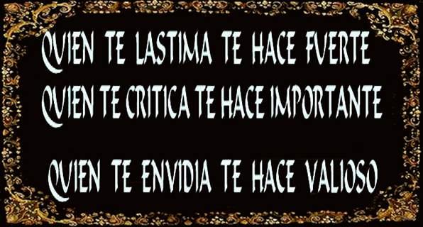 * * *  LO  IMPORTANTE  * * *