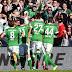 Werder afunda o rival Hamburgo, e Wolfsburg busca empate com Schalke