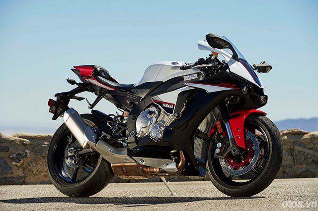 Yamaha YZF-R1S - phiên bản siêu moto R1 giá rẻ