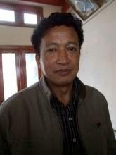 Raju Himanshu, director Natraj Natya Niketan