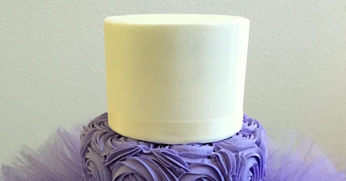 Tutu Cake Board Tutorial