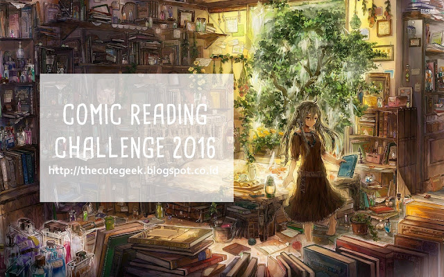 Comic Reading Challege 2016