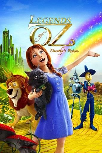 Legends of Oz: Dorothy's Return (2013) ΜΕΤΑΓΛΩΤΙΣΜΕΝΟ ταινιες online seires oipeirates greek subs