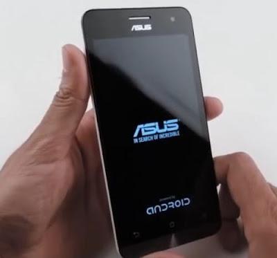 Asus Zenfone 5 Lollipop