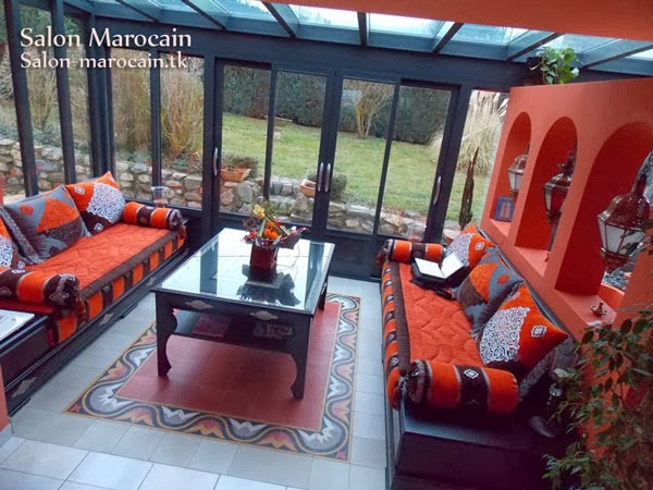 salon marocain 2014 | Decoration marocaine | Page 18
