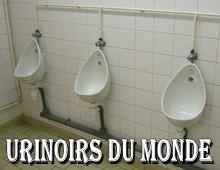 URINOIRS DU MONDE