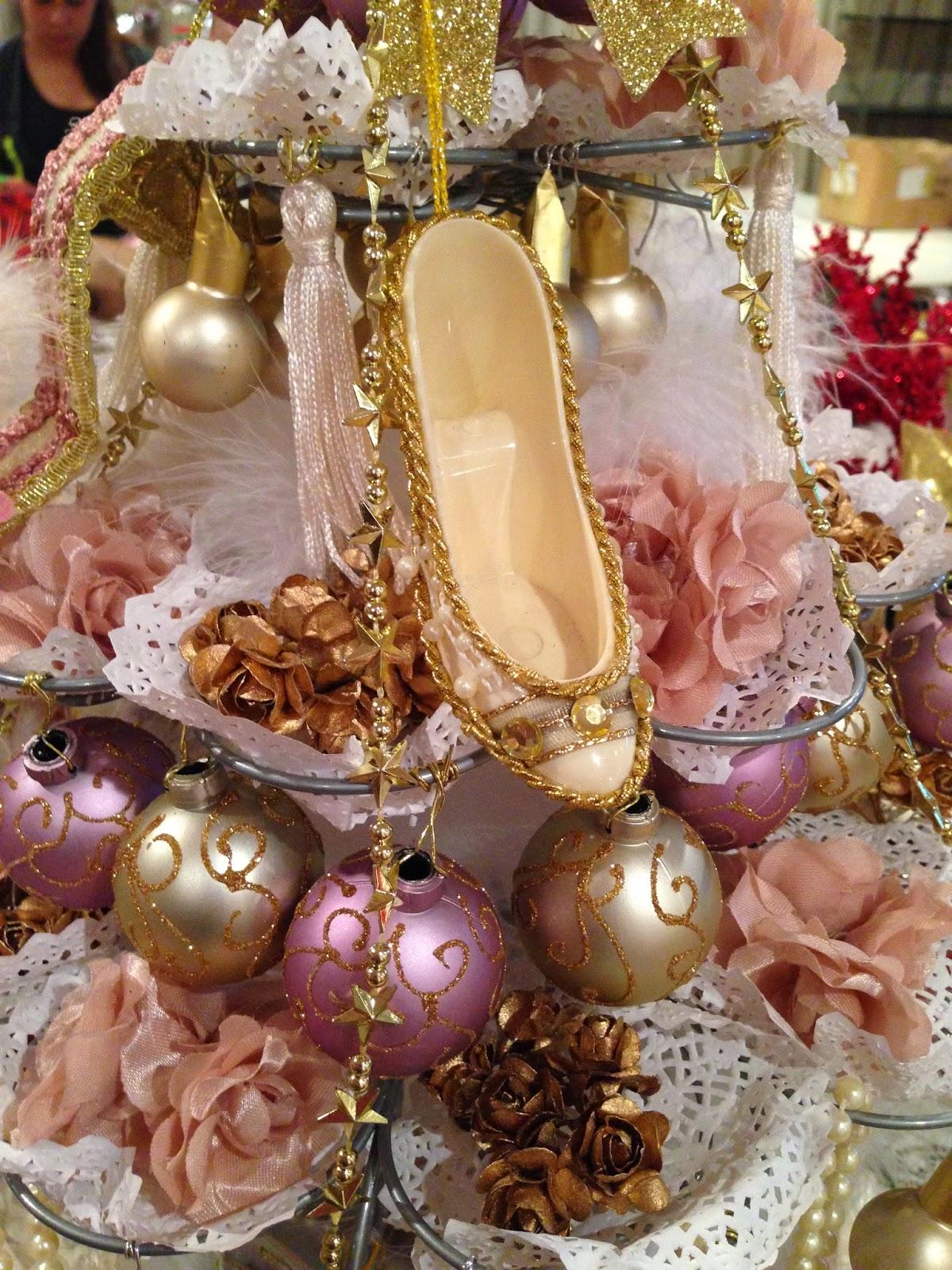 Gaby Edel: Navidad Shabby Chic