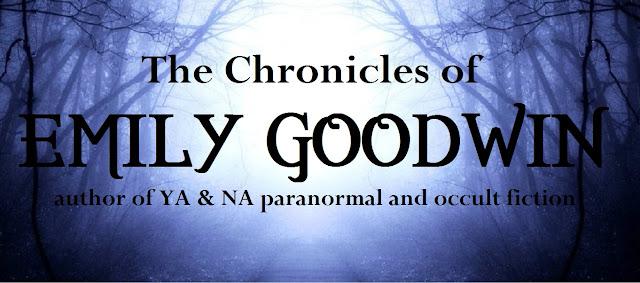 Emily Goodwin's Official Blog