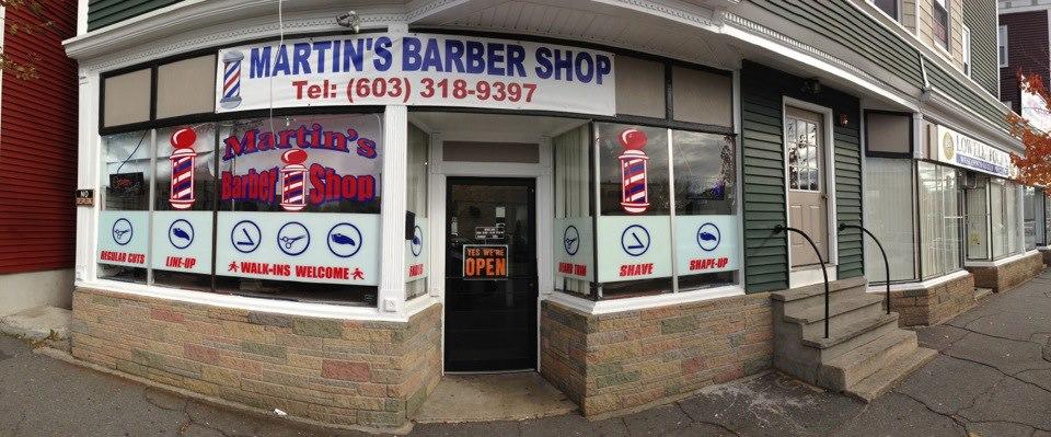 ... El Maestro si eres de Villa Gonzalez visita a Martins Barber Shop en