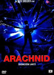 Arachnid – Örümceğin Laneti filmini Türkçe Dublaj izle