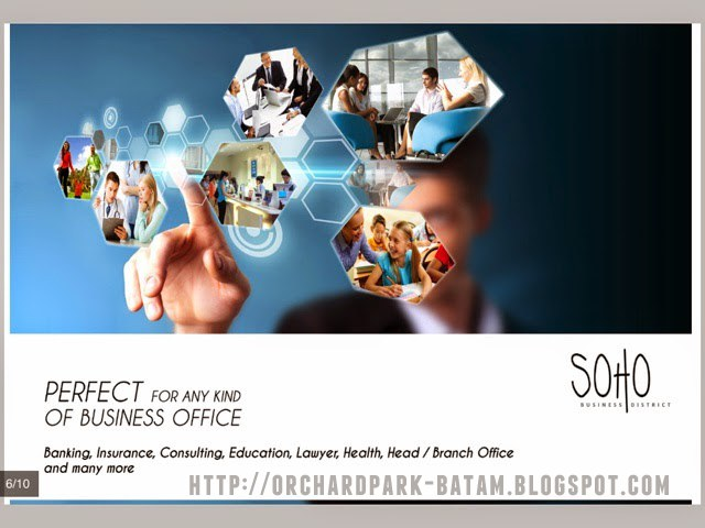 Orchard Park Batam SOHO Brochure 04
