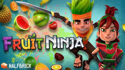 Fruit Ninja Hack