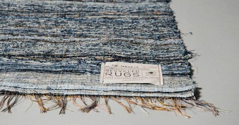 Nu Jeans To Recycled Scandinavian Rag Rugs Trashion Helsinki