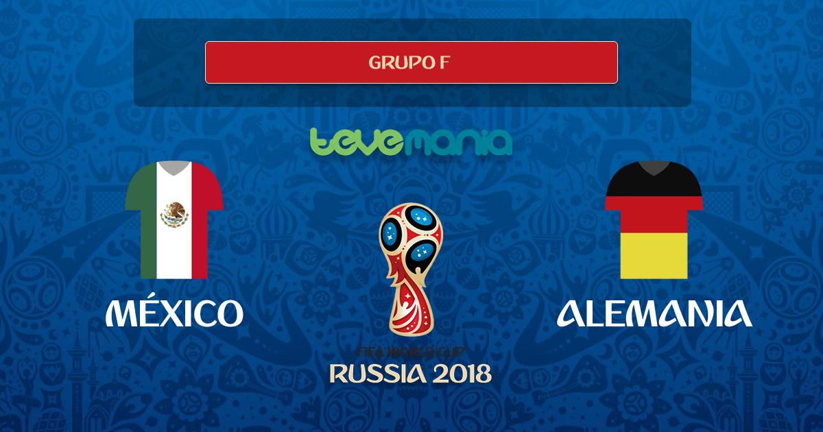 México hace historia y gana 1 a 0 a Alemania en la Copa Mundial