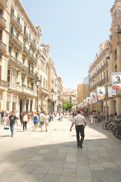 Barcelona, Spanyol,Eropa,Wisata,Travelling,