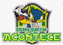 CICERO DANTAS ACONTECE