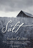 Cover of Salt by isabel Zuber