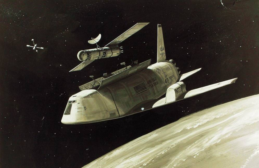 Space Shuttle Concept Designs - Pics about space