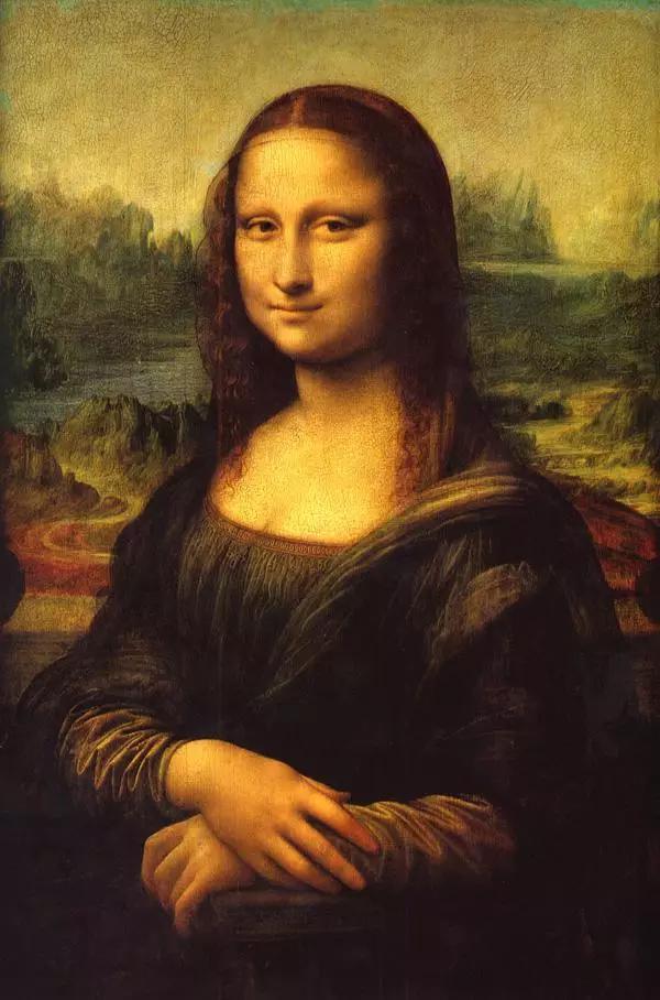 La Gioconda o Mona Lisa - Leonardo da Vinci