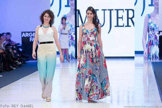 Clarin Mujer 2016 Argentina Fashion Week primavera verano 2016.