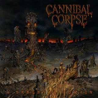 Cannibal Corpse A Skeletal Domain leaked albume
