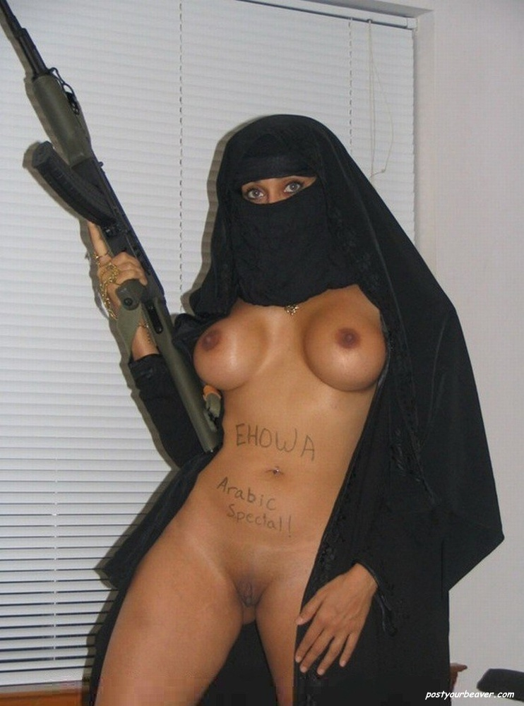 hijab women nude photo