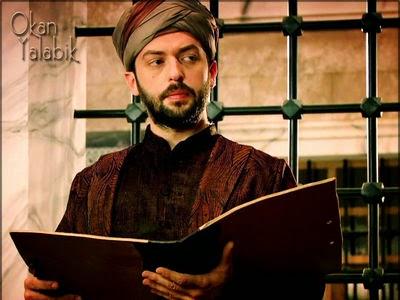 Okan Yalabik si Pemeran Ibrahim Pasha dalam King Suleiman