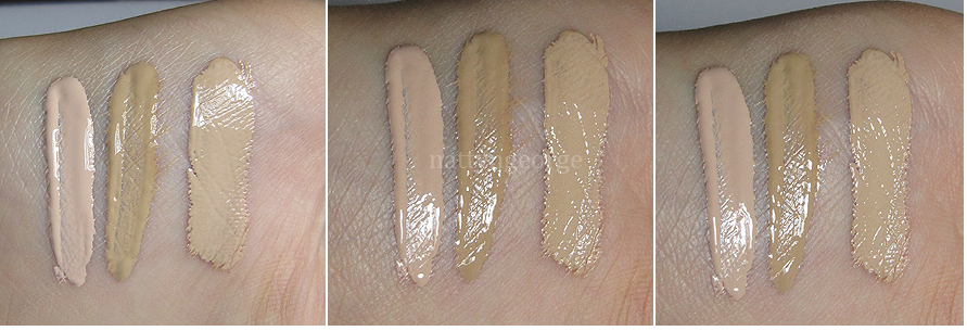 Hard Candy Glamoflauge Concealer in Light + Comparison to Medium ...