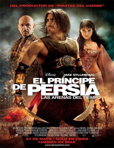 Ver El príncipe de Persia – Las arenas del tiempo (2010) Online