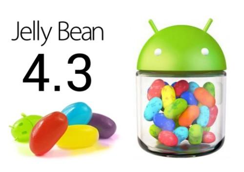 Annunciata la nuova versione software Android 4.3 Jelly Bean con tutte le novità disponibili