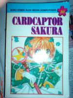 Komik Jepang Cardcaptor Sakura