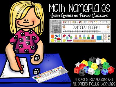 https://www.teacherspayteachers.com/Product/Back-to-School-Desk-Nameplates-145986