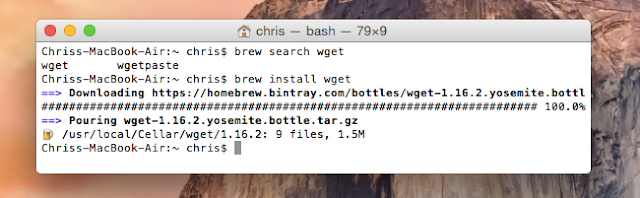 Cara Menginstall homebrew, basic homebrew, apa itu homebrew, brew di mac OS x, manfaat homebrew,