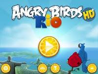 Angry Birds Rio Oyna